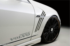 Powered by Volvo