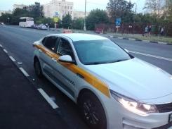 Услуга оклейки+комплект наклеек такси МО